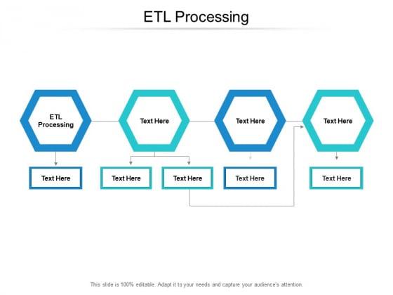 ETL Processing Ppt PowerPoint Presentation Portfolio Show Cpb