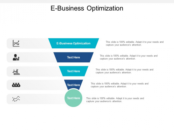 e business optimization ppt powerpoint presentation outline slides cpb