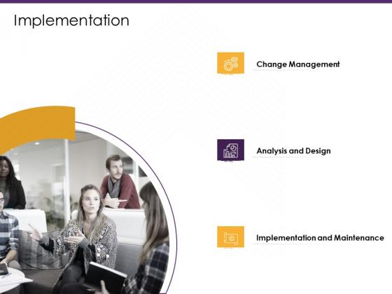 E Commerce Implementation Ppt PowerPoint Presentation Professional Maker PDF