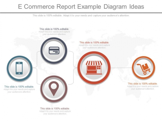 E Commerce Report Example Diagram Ideas