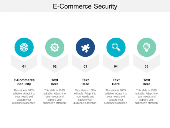 E Commerce Security Ppt PowerPoint Presentation Styles Inspiration Cpb