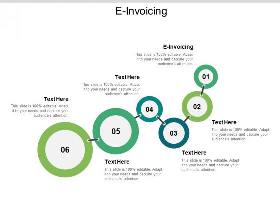 E Invoicing Ppt PowerPoint Presentation Professional Design Ideas Cpb Pdf