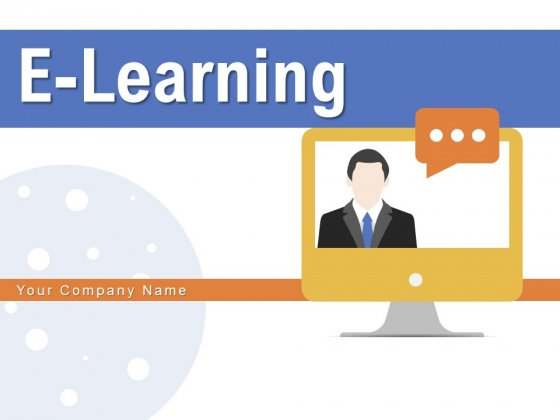 E Learning Knowledge Innovative Ppt PowerPoint Presentation Complete Deck