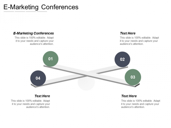 E Marketing Conferences Ppt PowerPoint Presentation Styles Guide Cpb