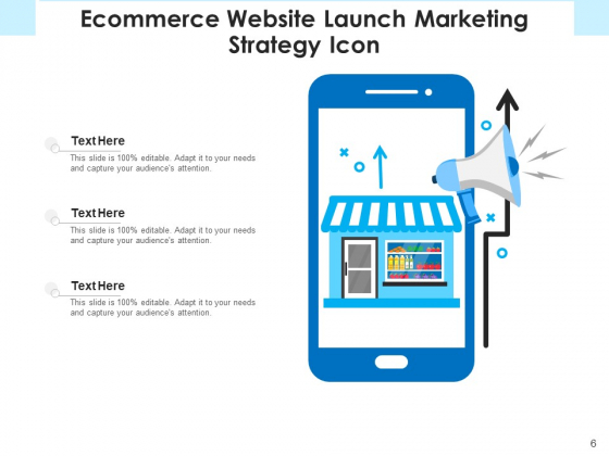 E_Marketing_Launch_Checklist_Ppt_PowerPoint_Presentation_Complete_Deck_Slide_6