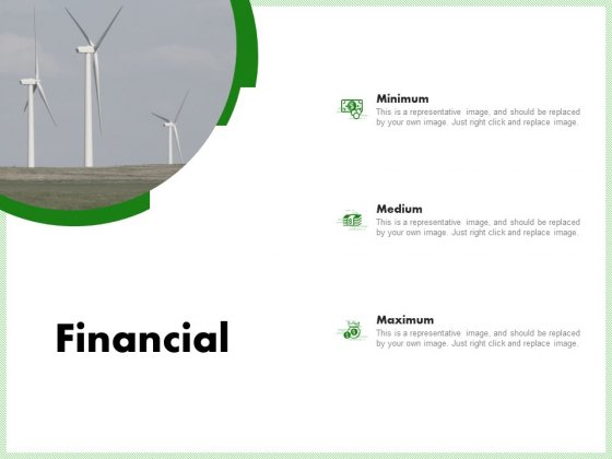 Eco Friendly And Feasibility Management Financial Background PDF