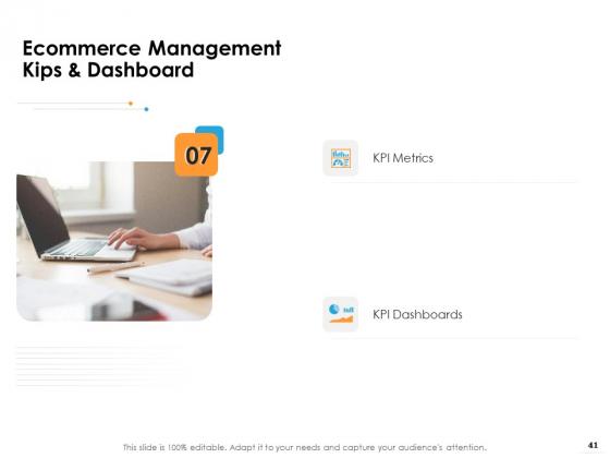 Ecommerce_Management_Ppt_PowerPoint_Presentation_Complete_Deck_With_Slides_Slide_41