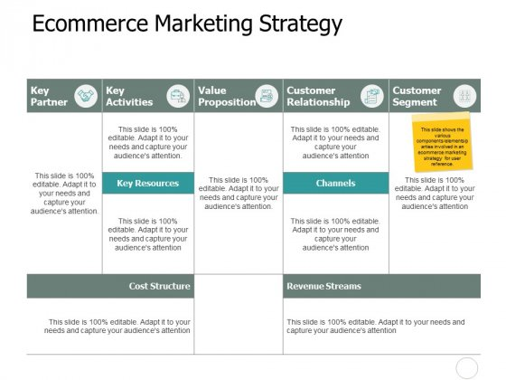Ecommerce Marketing Strategy Ppt PowerPoint Presentation Styles Inspiration