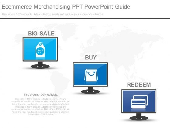Ecommerce Merchandising Ppt Powerpoint Guide