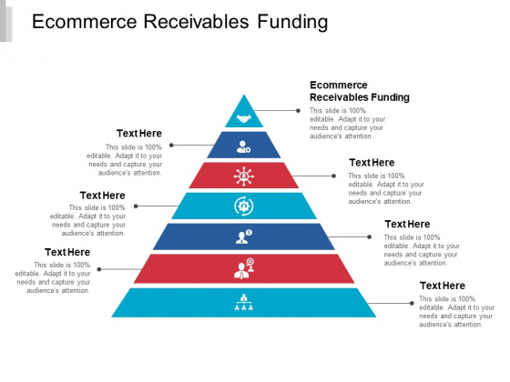 Ecommerce Receivables Funding Ppt PowerPoint Presentation Show Graphics Pictures Cpb