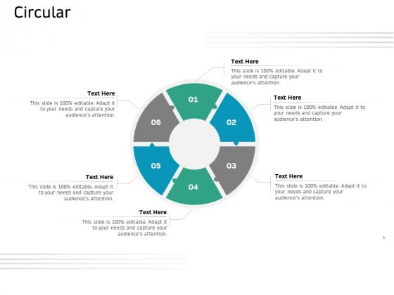 Ecommerce Solution Providers Circular Ppt Summary Gallery PDF