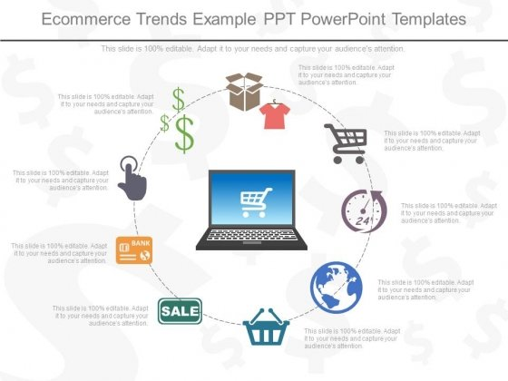 Ecommerce Trends Example Ppt Powerpoint Templates