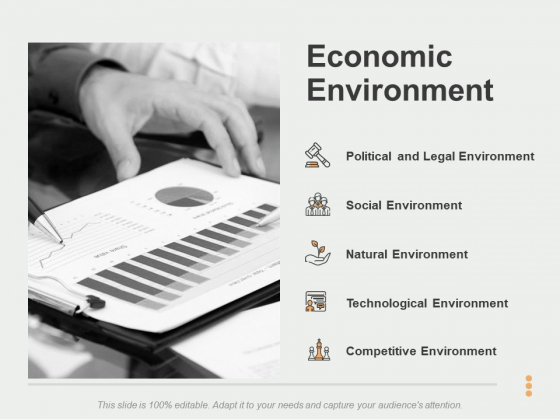 Economic Environment Ppt PowerPoint Presentation Gallery Infographics