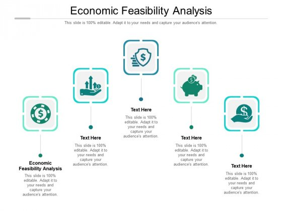 Economic Feasibility Analysis Ppt PowerPoint Presentation Infographic Template Professional Cpb Pdf