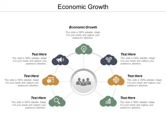 Economic Growth Ppt PowerPoint Presentation Show Outline Cpb