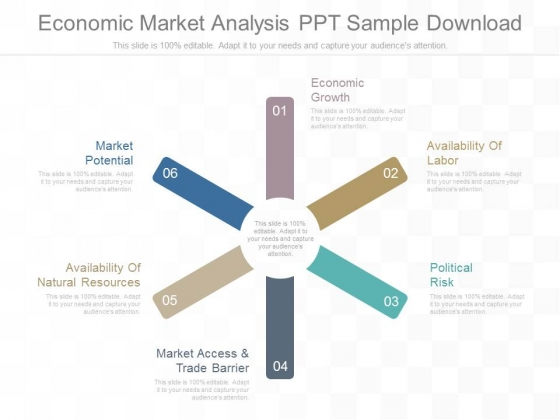 Economic Market Analysis Ppt Sample Download