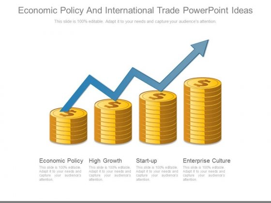 Economic Policy And International Trade Powerpoint Ideas