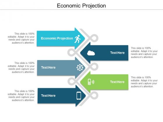 Economic Projection Ppt PowerPoint Presentation Graphics Cpb