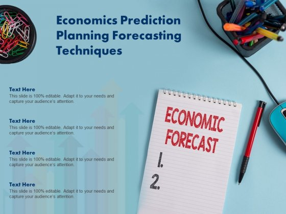 Economics Prediction Planning Forecasting Techniques Ppt PowerPoint Presentation Outline Background Images