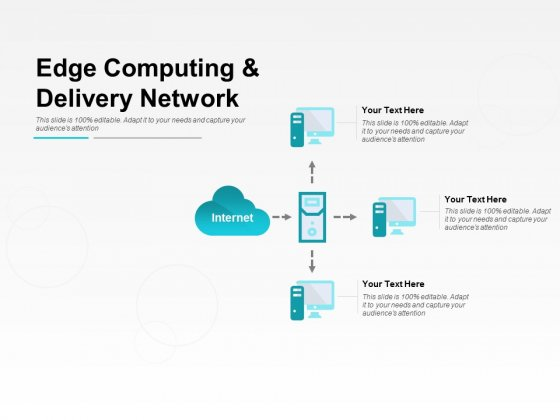 Edge Computing And Delivery Network Ppt PowerPoint Presentation Infographic Template Gridlines