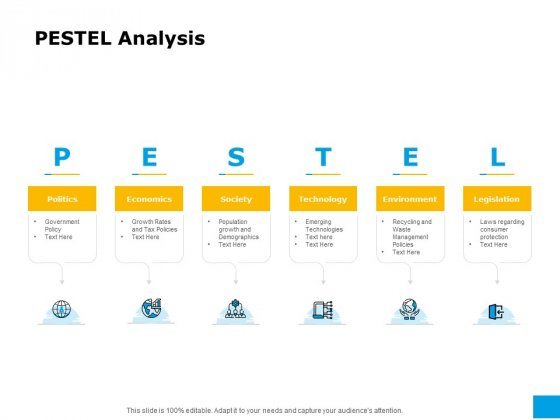 Effective Advertising And Sales Management PESTEL Analysis Ppt Gallery Icons PDF