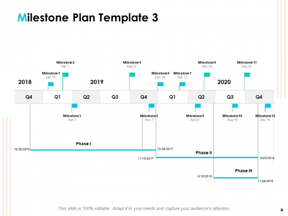 Effective_Milestone_Scheduling_Approach_Ppt_PowerPoint_Presentation_Complete_Deck_With_Slides_Slide_4