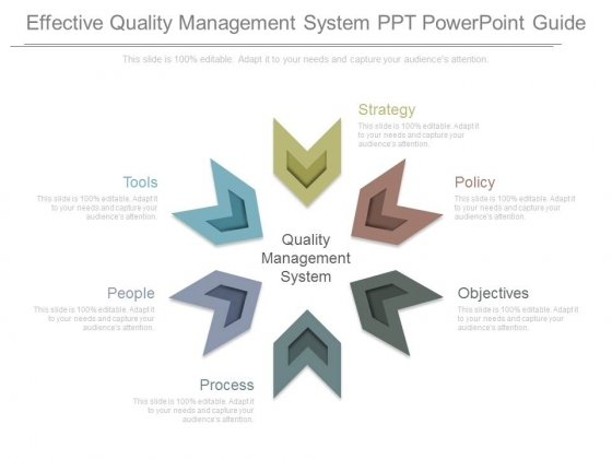 Effective Quality Management System Ppt Powerpoint Guide