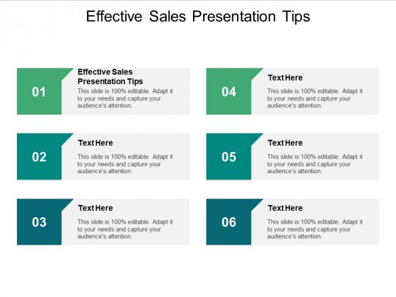 Effective Sales Presentation Tips Ppt PowerPoint Presentation Professional Graphics Design Cpb Pdf