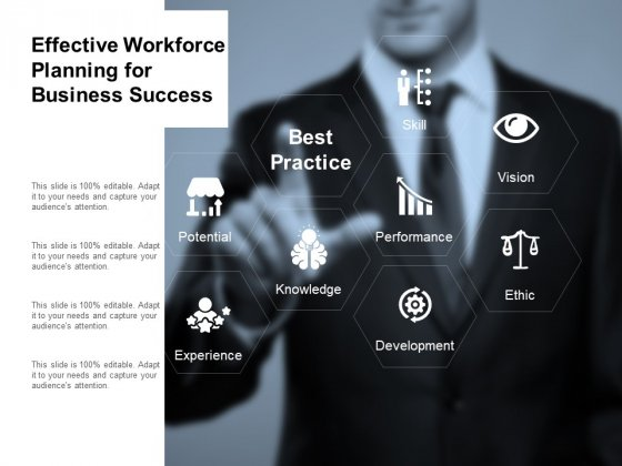 Effective Workforce Planning For Business Success Ppt Powerpoint Presentation Ideas Infographics