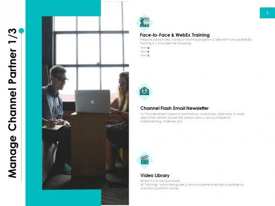 Effectivity Associated To Target Market Manage Channel Partner Training Mockup PDF