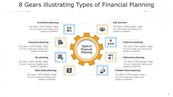 Eight_Gearwheel_Financial_Planning_Ppt_PowerPoint_Presentation_Complete_Deck_Slide_5