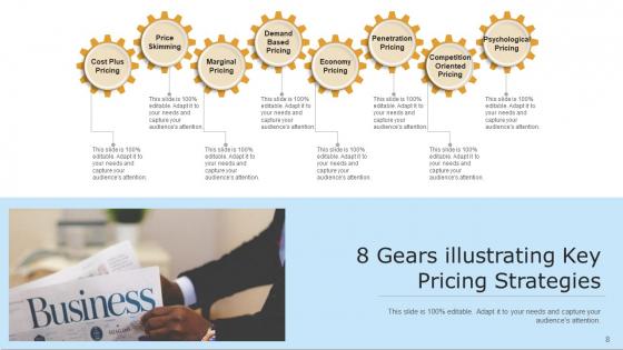 Eight_Gearwheel_Financial_Planning_Ppt_PowerPoint_Presentation_Complete_Deck_Slide_8