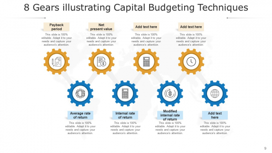 Eight_Gearwheel_Financial_Planning_Ppt_PowerPoint_Presentation_Complete_Deck_Slide_9