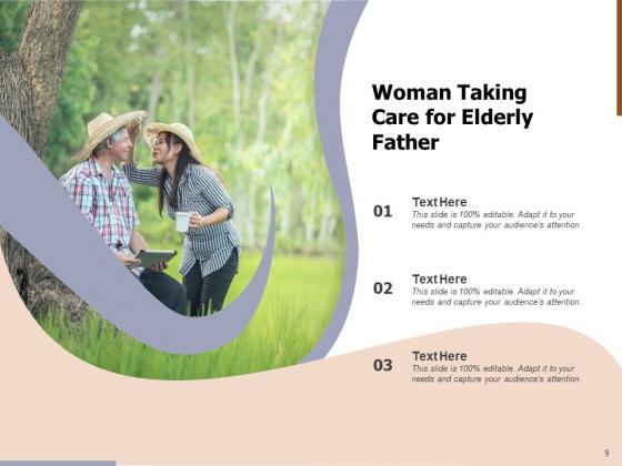 Eldercare_Daughter_Taking_Ppt_PowerPoint_Presentation_Complete_Deck_Slide_9