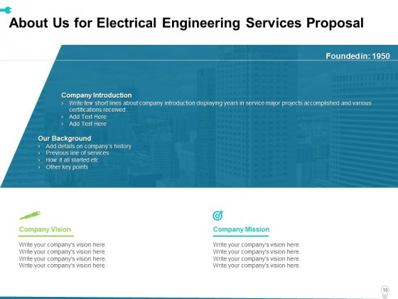 Electrical_Engineering_Services_Proposal_Ppt_PowerPoint_Presentation_Complete_Deck_With_Slides_Slide_10
