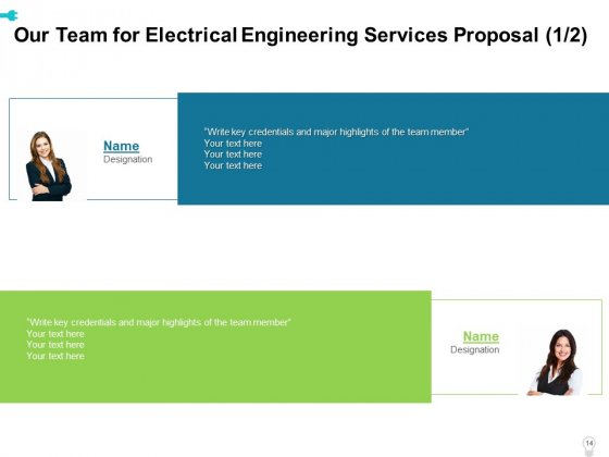 Electrical_Engineering_Services_Proposal_Ppt_PowerPoint_Presentation_Complete_Deck_With_Slides_Slide_14