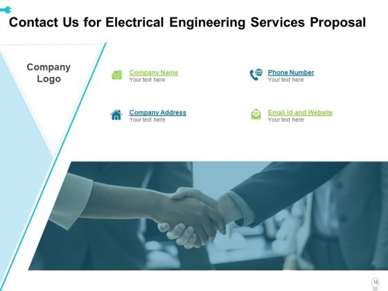 Electrical_Engineering_Services_Proposal_Ppt_PowerPoint_Presentation_Complete_Deck_With_Slides_Slide_18