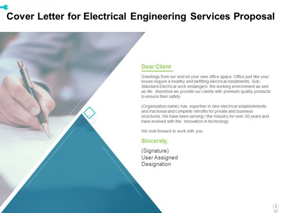 Electrical_Engineering_Services_Proposal_Ppt_PowerPoint_Presentation_Complete_Deck_With_Slides_Slide_2