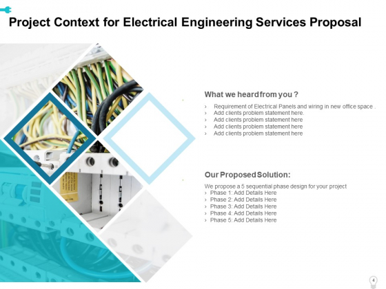 Electrical_Engineering_Services_Proposal_Ppt_PowerPoint_Presentation_Complete_Deck_With_Slides_Slide_4