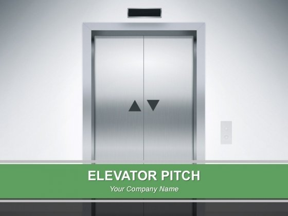 Elevator Pitch Powerpoint Presentation Examples