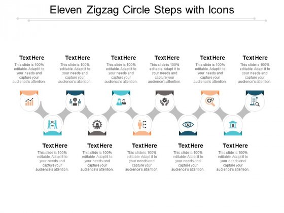 Eleven_Zigzag_Circle_Steps_With_Icons_Ppt_PowerPoint_Presentation_Icon_Clipart_Images_Slide_1
