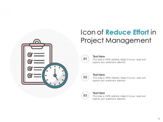 Eliminate_Work_Reduce_Effort_Project_Management_Operation_Efficiency_Ppt_PowerPoint_Presentation_Complete_Deck_Slide_3