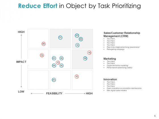 Eliminate_Work_Reduce_Effort_Project_Management_Operation_Efficiency_Ppt_PowerPoint_Presentation_Complete_Deck_Slide_6