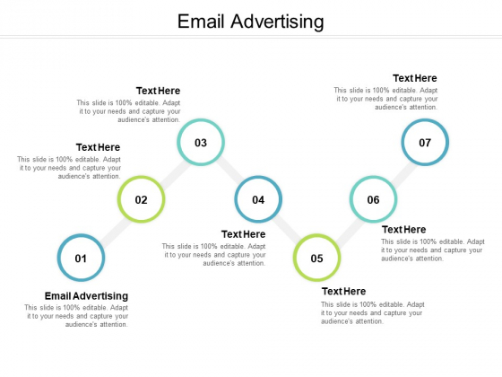 Email Advertising Ppt PowerPoint Presentation Infographics Show Cpb