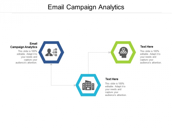 Email Campaign Analytics Ppt PowerPoint Presentation Infographic Template Skills Cpb