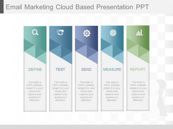 Email Marketing Cloud Based Presentation Ppt