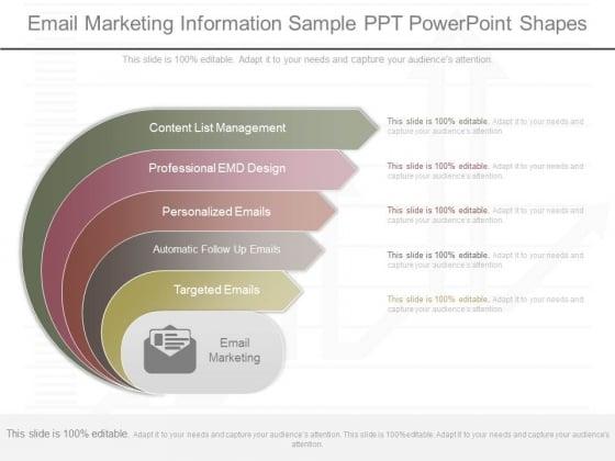 Email_Marketing_Information_Sample_Ppt_Powerpoint_Shapes_1.  Email_Marketing_Information_Sample_Ppt_Powerpoint_Shapes_2
