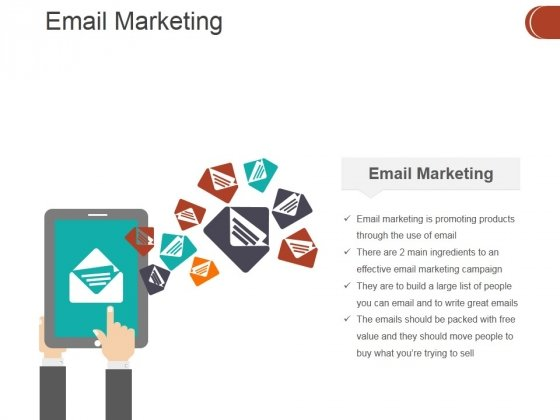 Email Marketing Ppt PowerPoint Presentation Pictures Templates