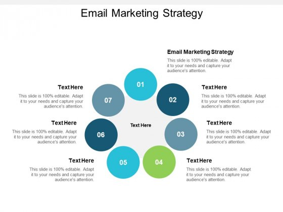 Email Marketing Strategy Ppt PowerPoint Presentation Ideas Show Cpb