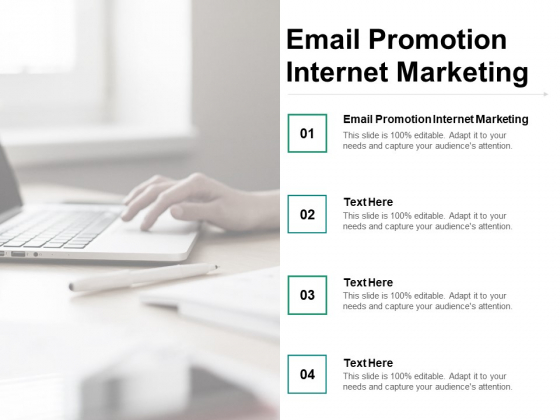 Email Promotion Internet Marketing Ppt PowerPoint Presentation Pictures Background Cpb Pdf